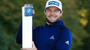 BMW PGA Championship: Tyrrell Hatton seals four-shot win at Wentworth